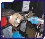Автоматическая установка для наплавки внутренних и наружных поверхностей ТОМ-17